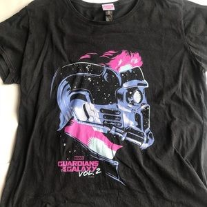 Guardians of the galaxy star lord T-shirt Size XL